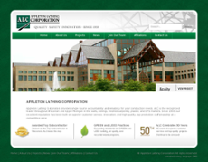 Appleton Lathing website history