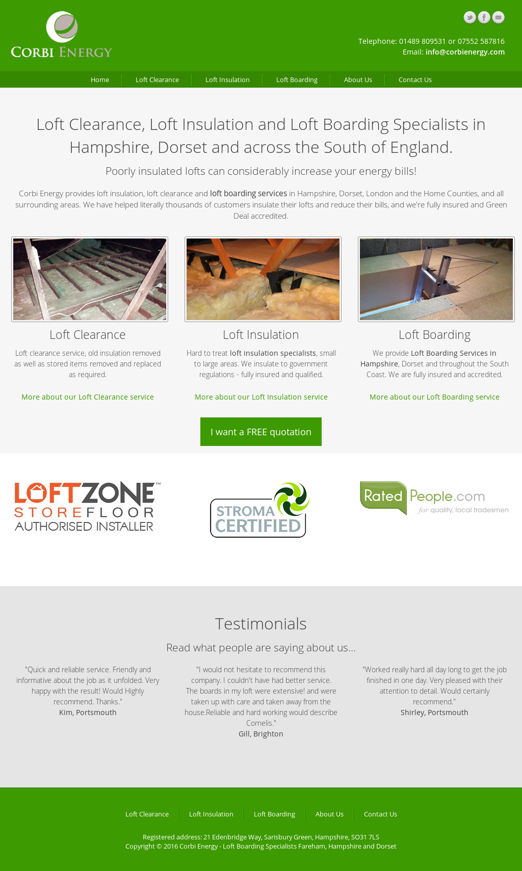 Corbi Energy Competitors, Revenue and Employees - Owler