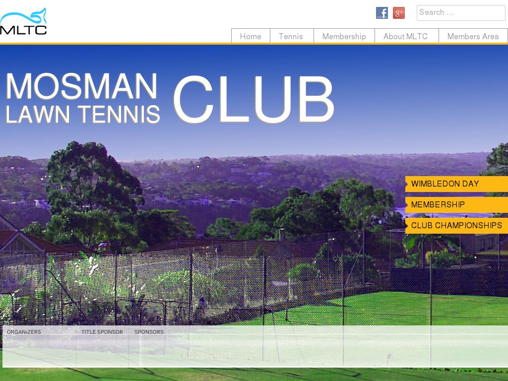 Mosman tennis club