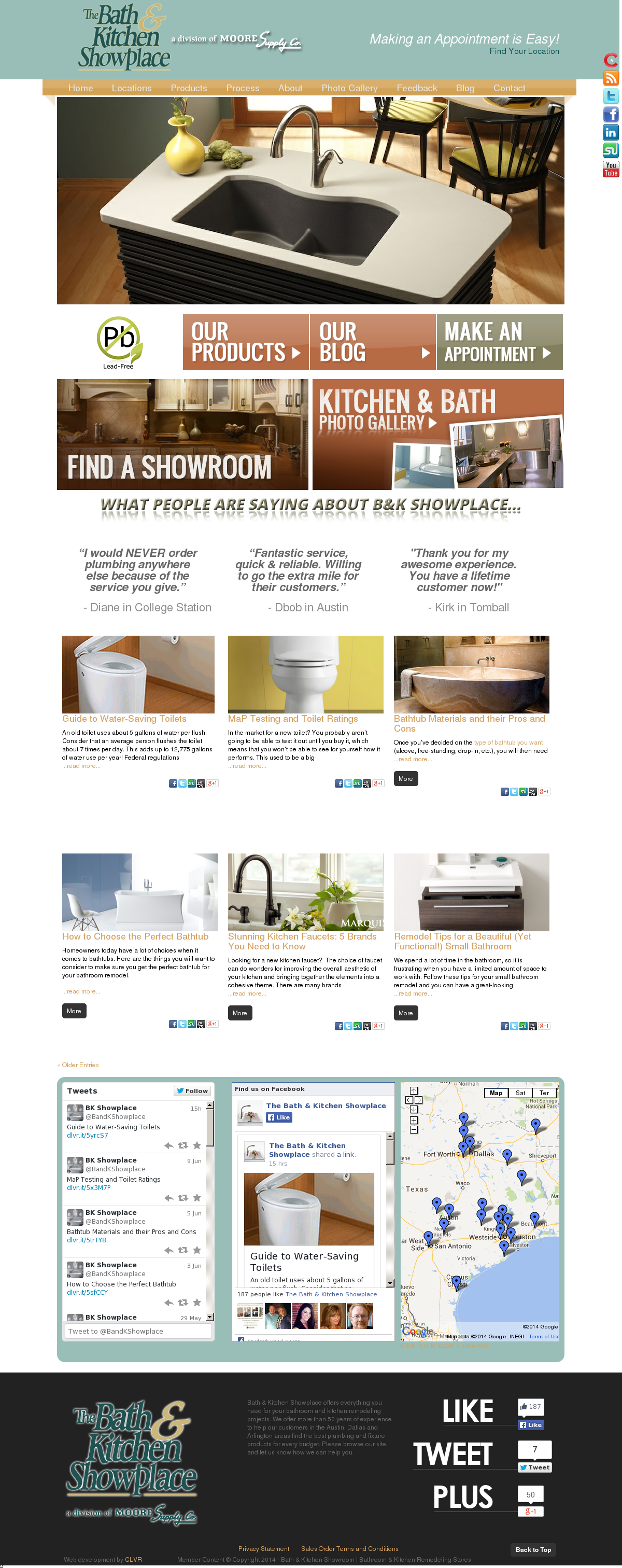 Bath U0026 Kitchen Showplace Competitors, Revenue And Employees   Owler Company  Profile