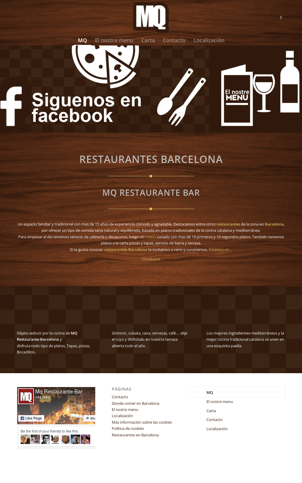 Mq Restaurante Bar Competitors Revenue And Employees