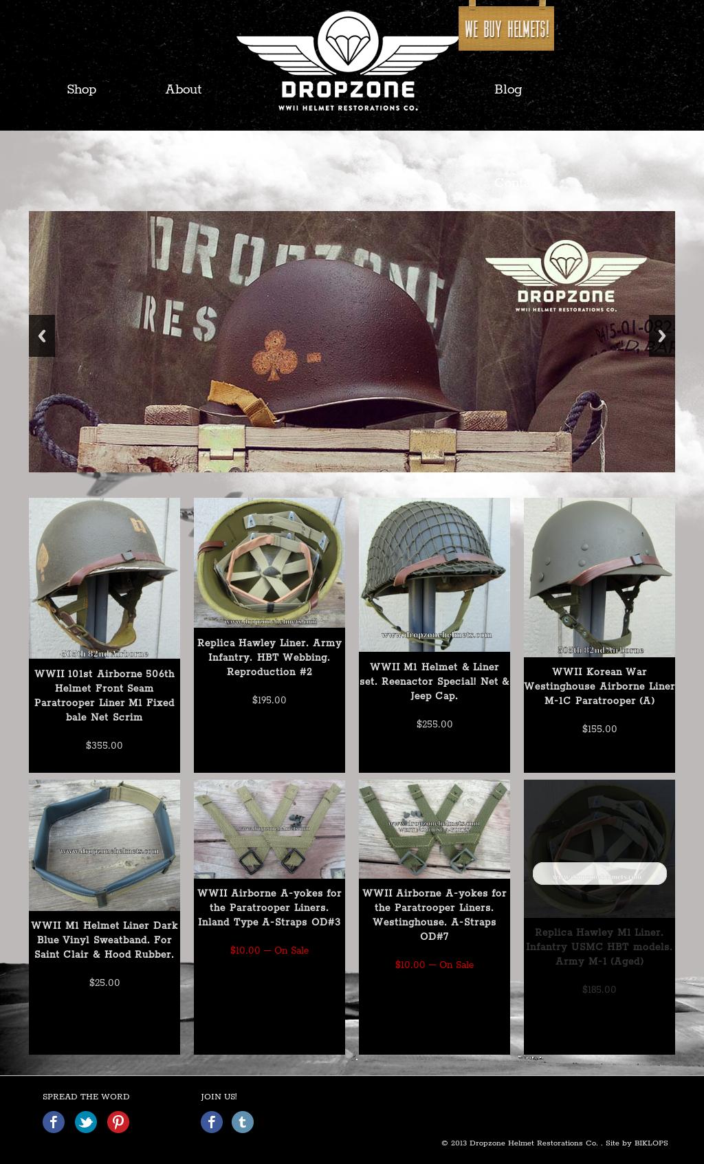 Dropzone Helmet Restorations Competitors, Revenue and