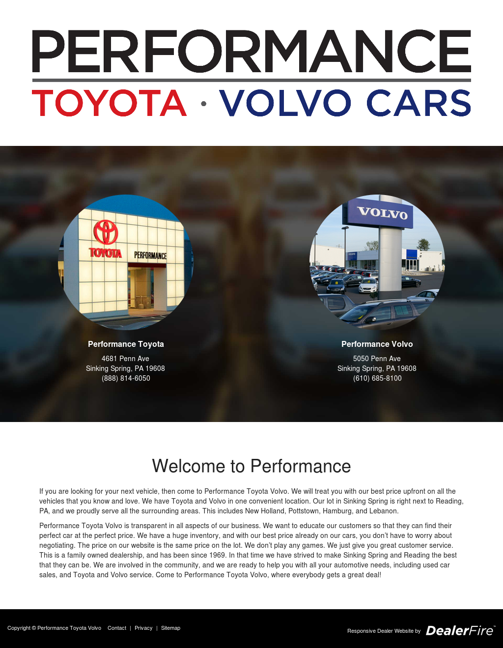 Performance Toyota Volvo Competitors, Revenue And Employees   Owler Company  Profile
