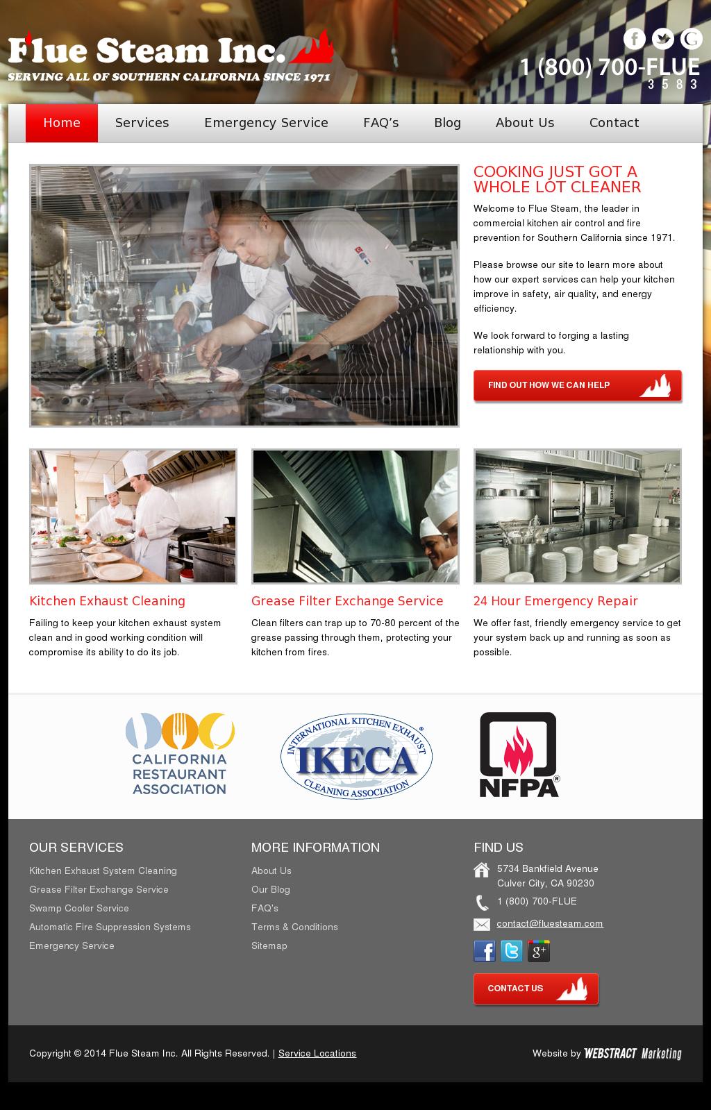Flue Steam Competitors Revenue And Employees Owler Company Profile