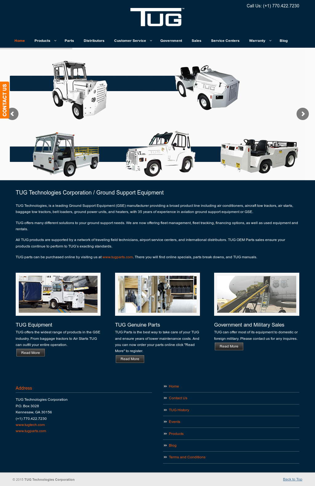 Owler Reports - TUG Technologies Blog Textron Specialized