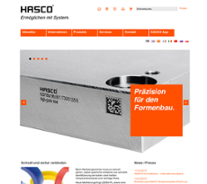 Owler Reports - Hasco Hasenclever Gmbh + Co Kg: HASCO produces data