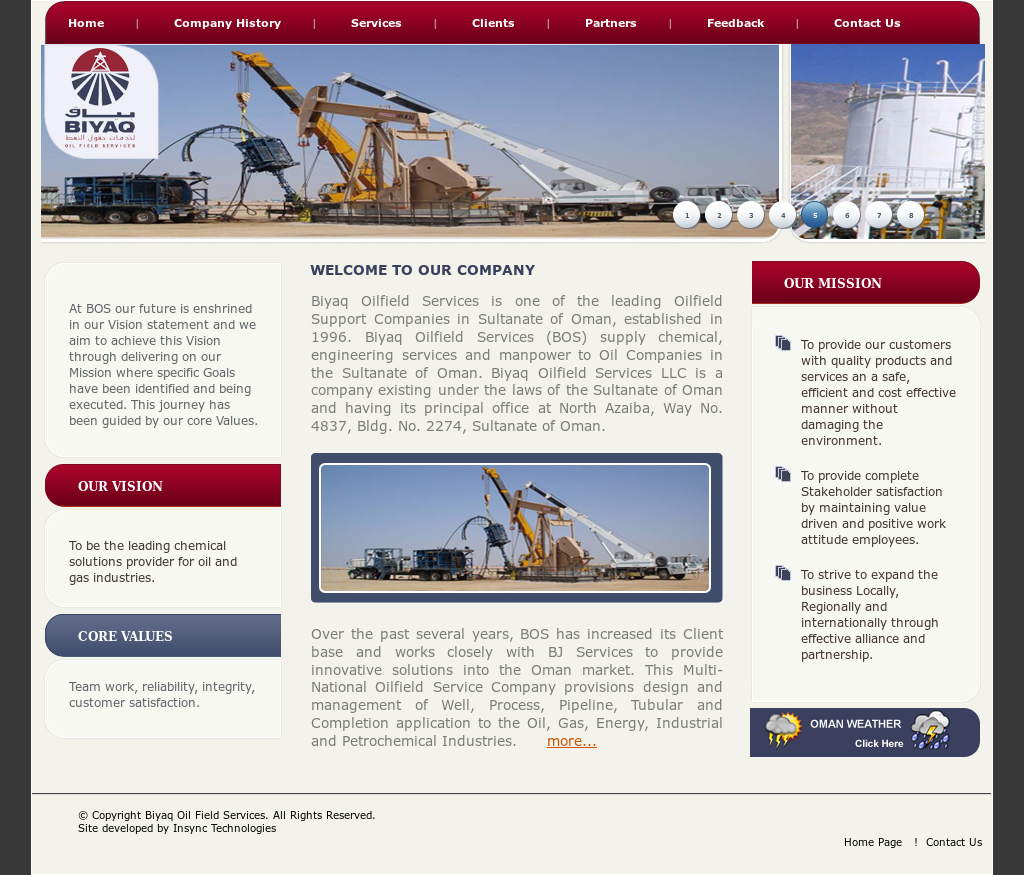 Biyaq Oil Field Services Competitors, Revenue and Employees - Owler