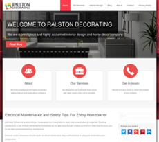 Ralston Decorating Group Competitors Revenue And Employees