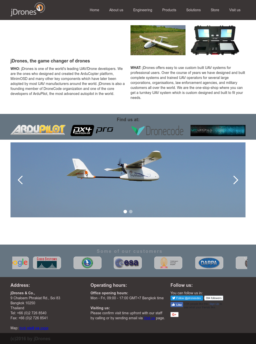 Jdrones Competitors, Revenue and Employees - Owler Company Profile