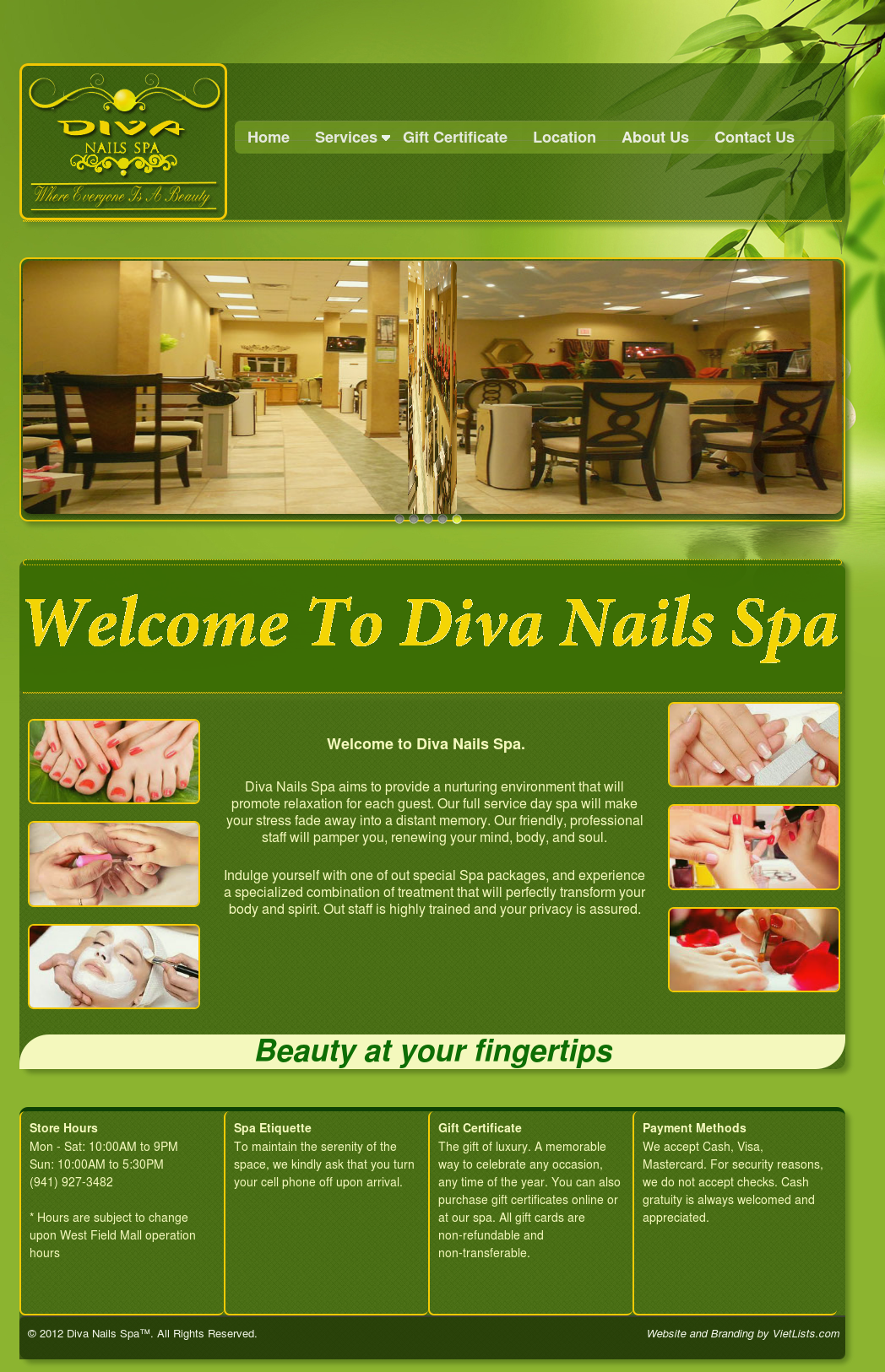 Diva Nails Spa Competitors, Revenue and Employees - Owler Company ...