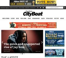 San Diego Citybeat website history