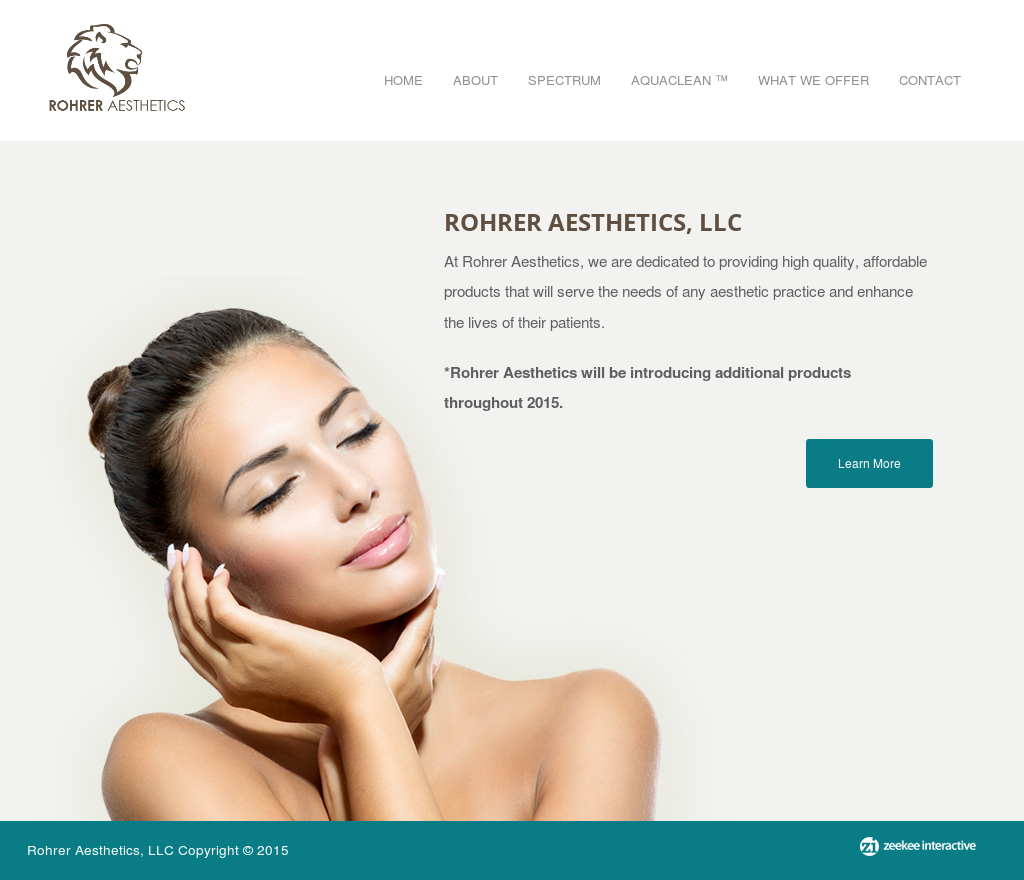 Rohrer Aesthetics Competitors, Revenue and Employees - Owler Company
