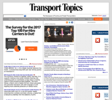 Transport Topics Competitors, Revenue and Employees - Owler