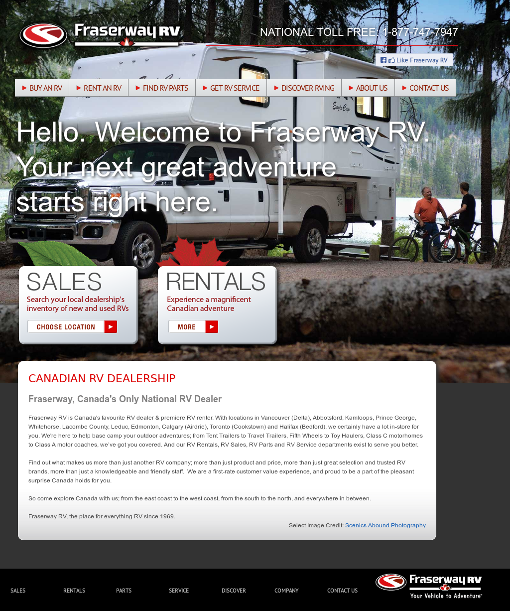 Fraserway RV Competitors, Revenue and Employees - Owler