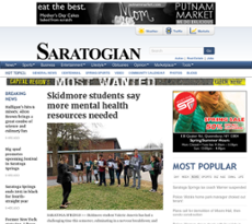 The Saratogian Competitors, Revenue and Employees - Owler