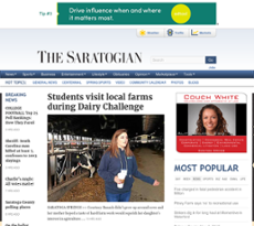 The Saratogian Competitors, Revenue and Employees - Owler Company