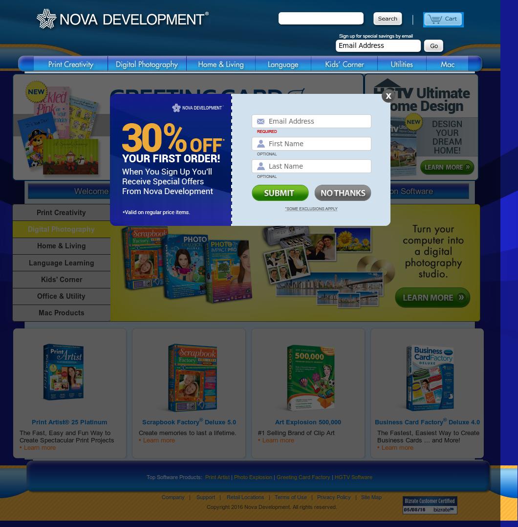 Nova Development Competitors Revenue And Employees Owler Company