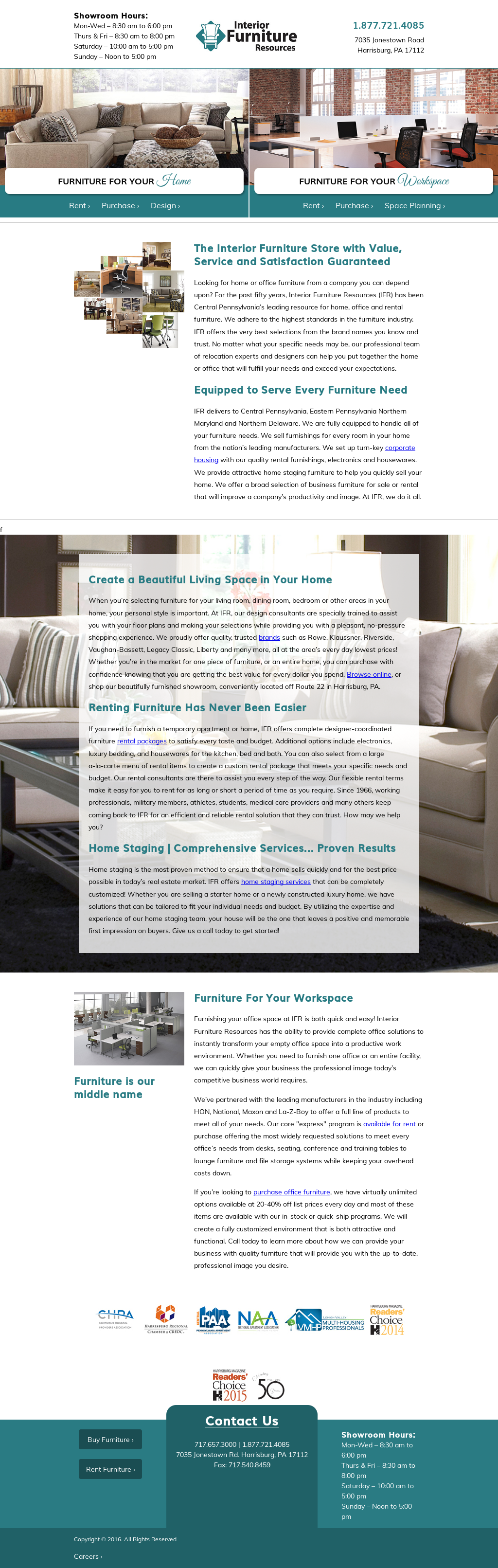 IFR Furniture Competitors Revenue and Employees Owler Company Profile