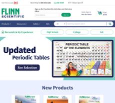 Flinn Website History