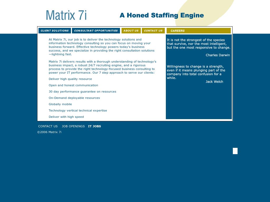 Matrix7I Competitors, Revenue and Employees - Owler Company