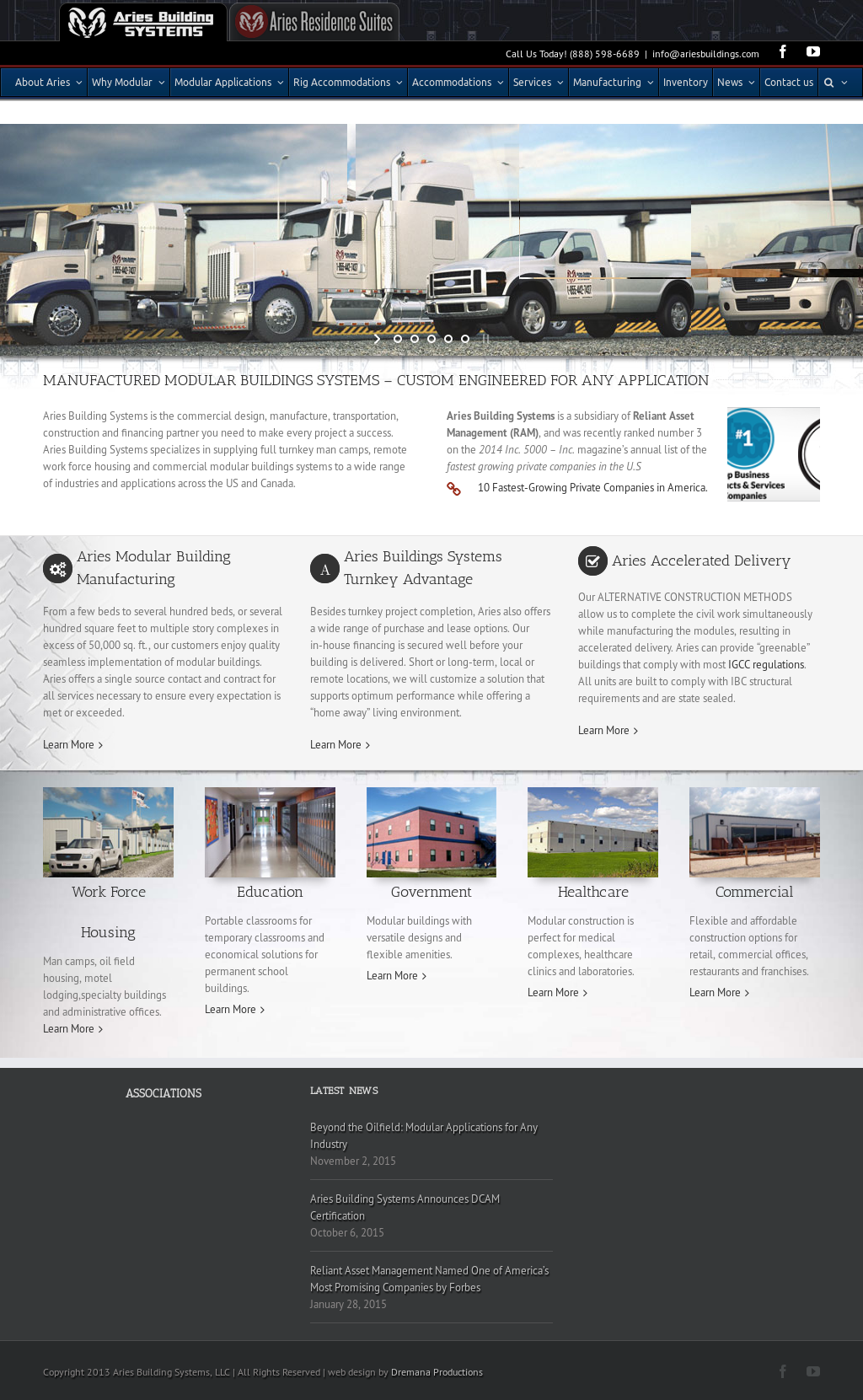 Aries Building Systems Competitors, Revenue and Employees - Owler