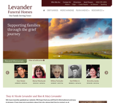 Levander Funeral Homes Funeral Home Competitors Revenue And