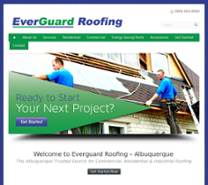 High Quality Everguard Roofing Website History