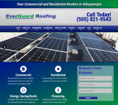 Sep 2017. Everguard Roofing Website History