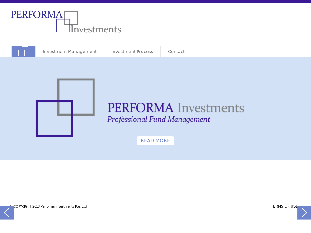 Performa investments dzik investments that pay