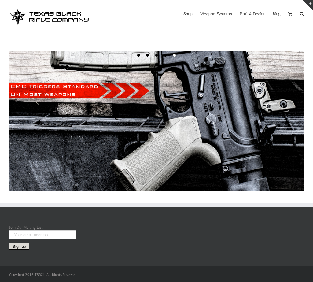 Texas Black Rifle Company Competitors, Revenue and Employees