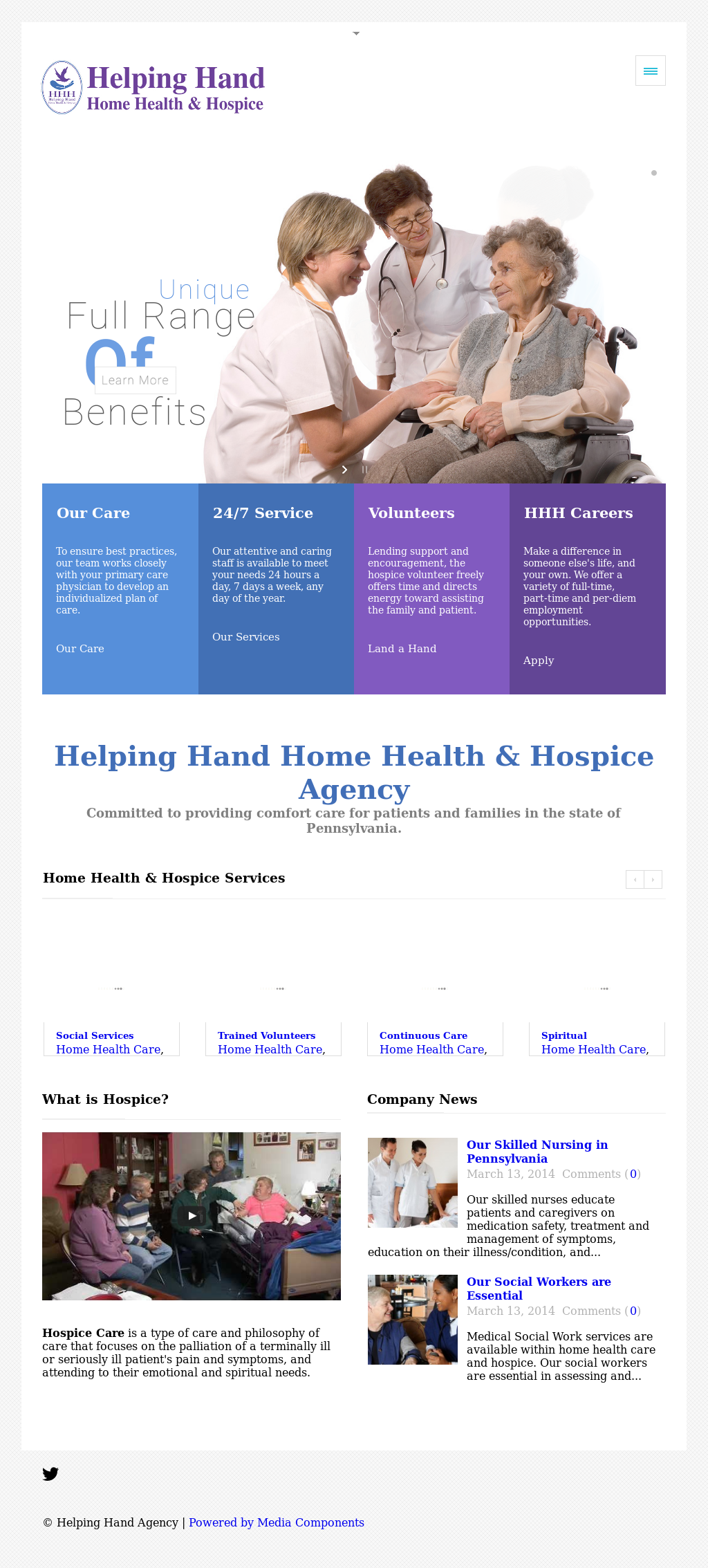 helping hand agency competitors, revenue and employees - owler