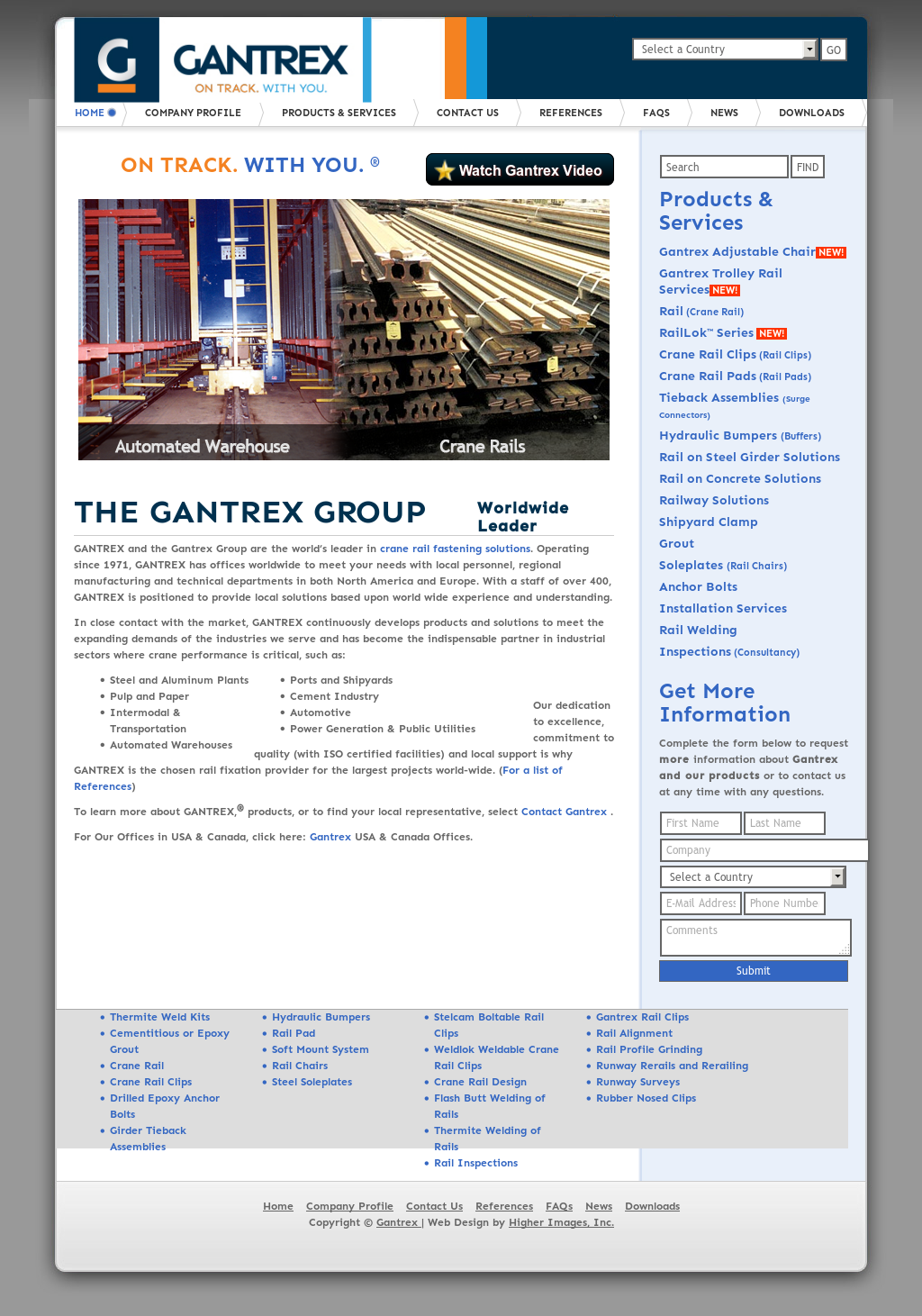 Gantrex Competitors, Revenue and Employees - Owler Company