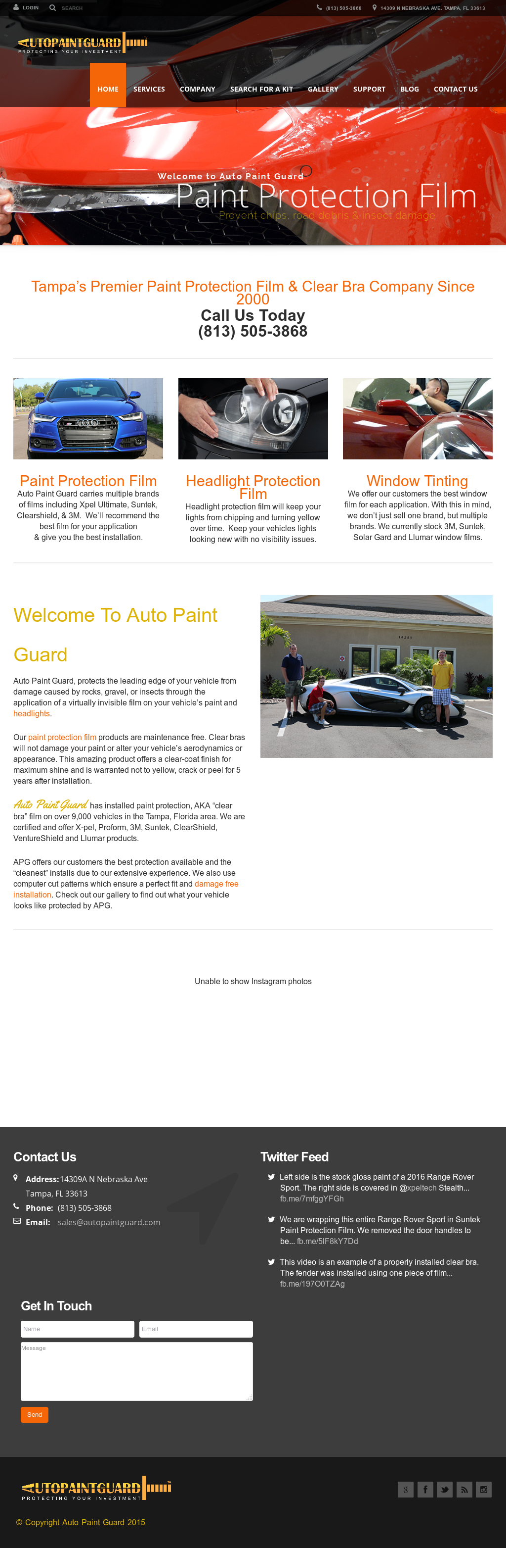 Auto Paint Guard Competitors, Revenue and Employees - Owler