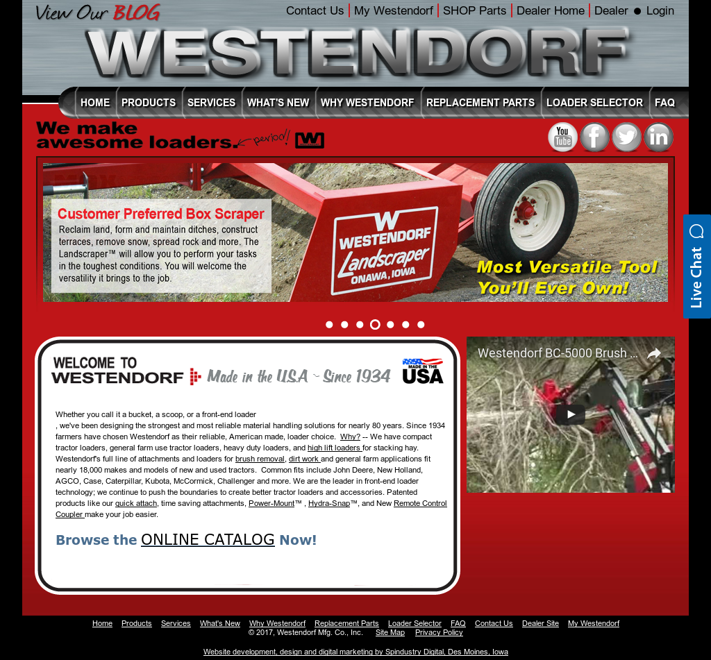 Westendorf Competitors, Revenue and Employees - Owler