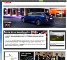 Toyota motor manufacturing company profile owler for Toyota motor company profile