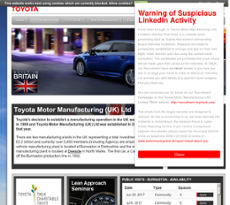 Toyota Motor Manufacturing Company Profile Owler