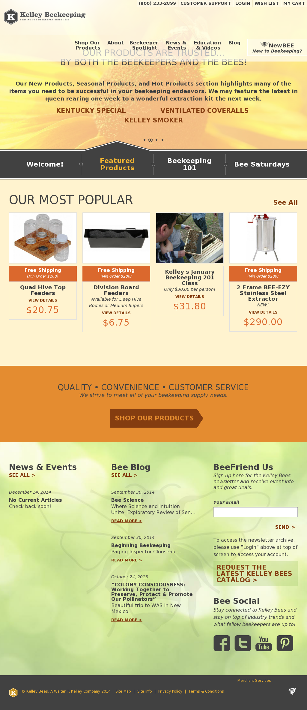 Kelley Beekeeping Competitors, Revenue and Employees - Owler