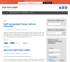 Sap Fico User Competitors, Revenue and Employees - Owler