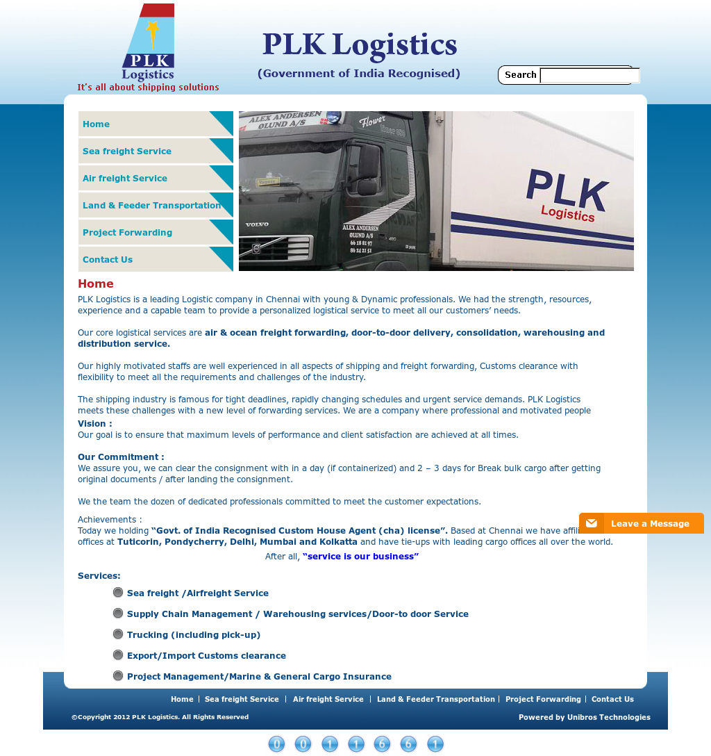 Plk Logistics Competitors, Revenue and Employees - Owler