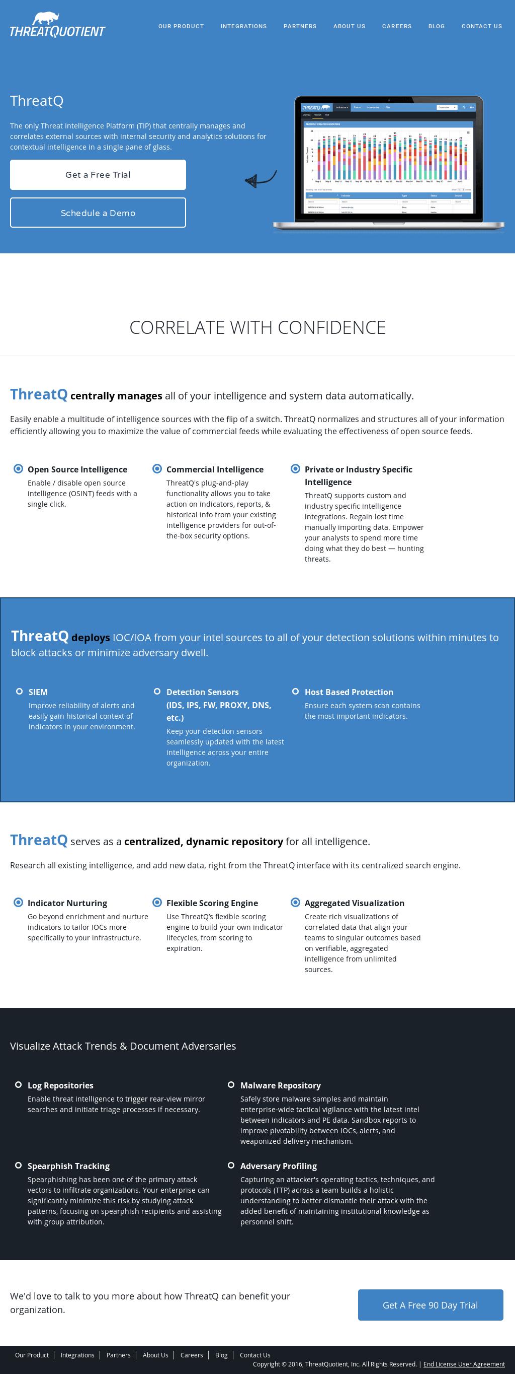 ThreatQuotient Competitors, Revenue and Employees - Owler