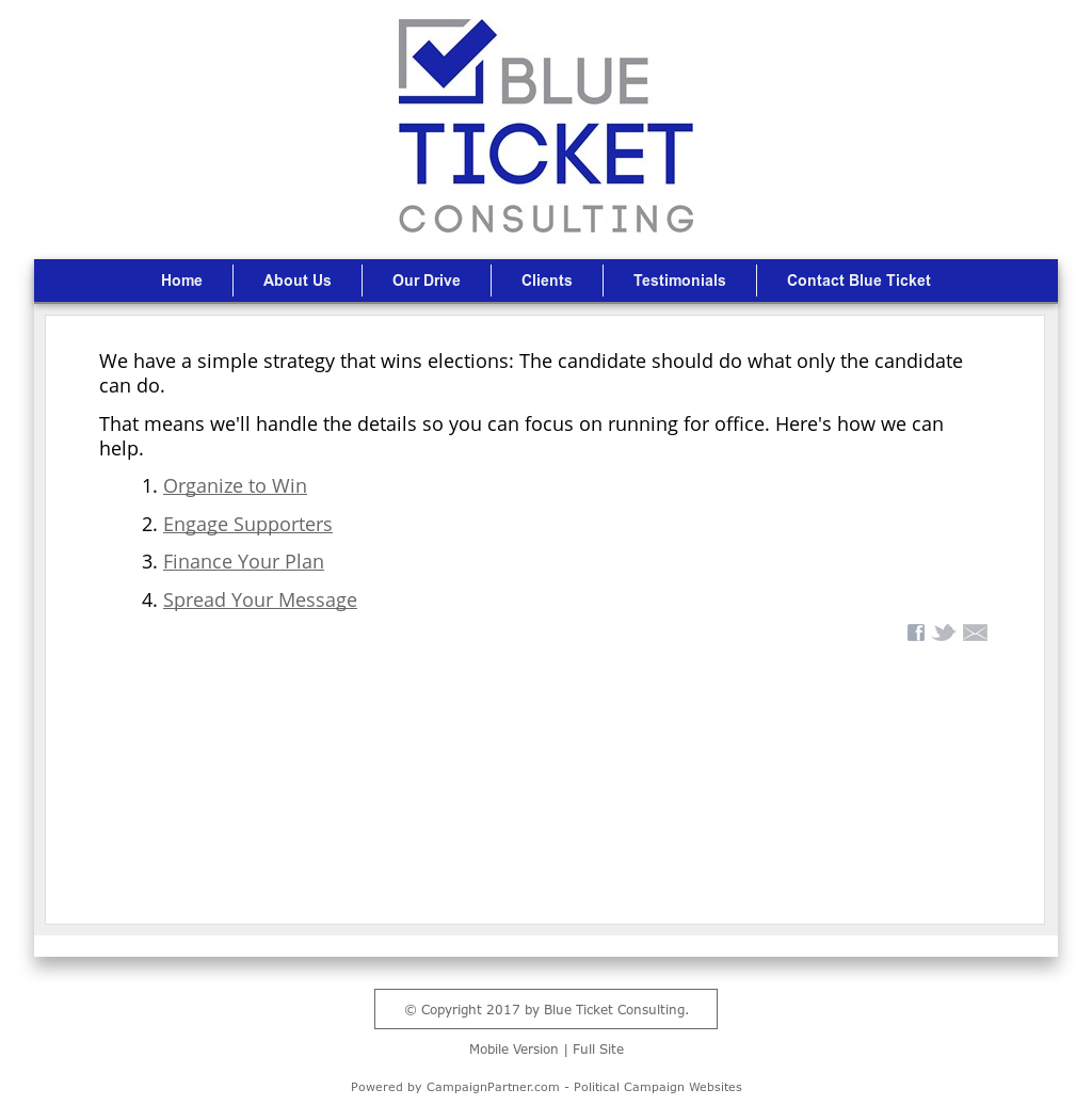af06526b2a Blue Ticket Consulting. Made Competitors