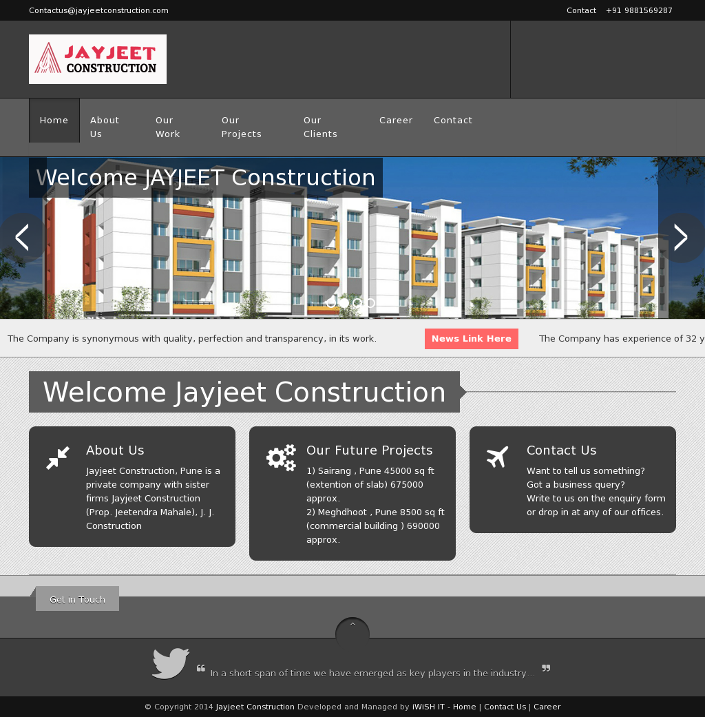 Jayjeet Construction Competitors, Revenue and Employees - Owler