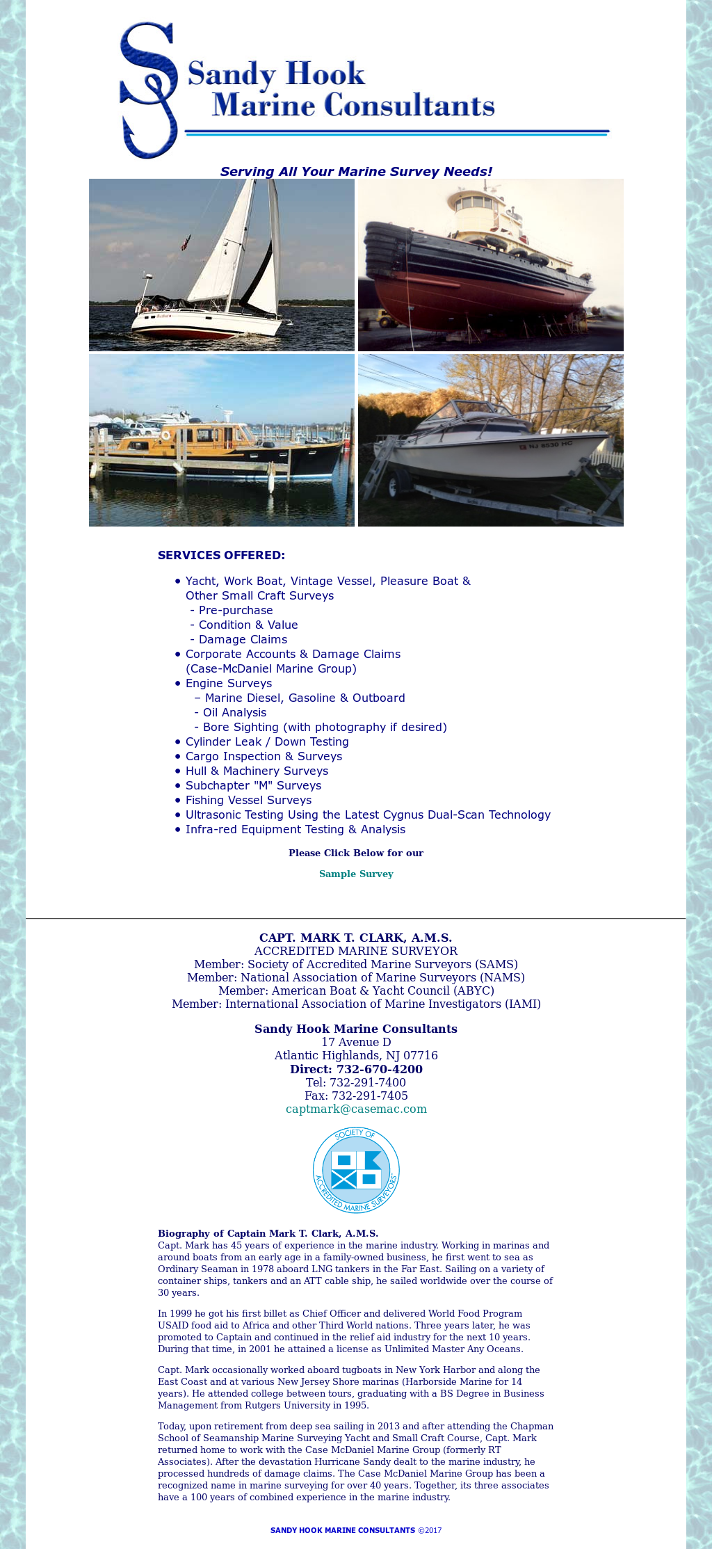 Sandyhookmarineconsulting Competitors, Revenue and Employees