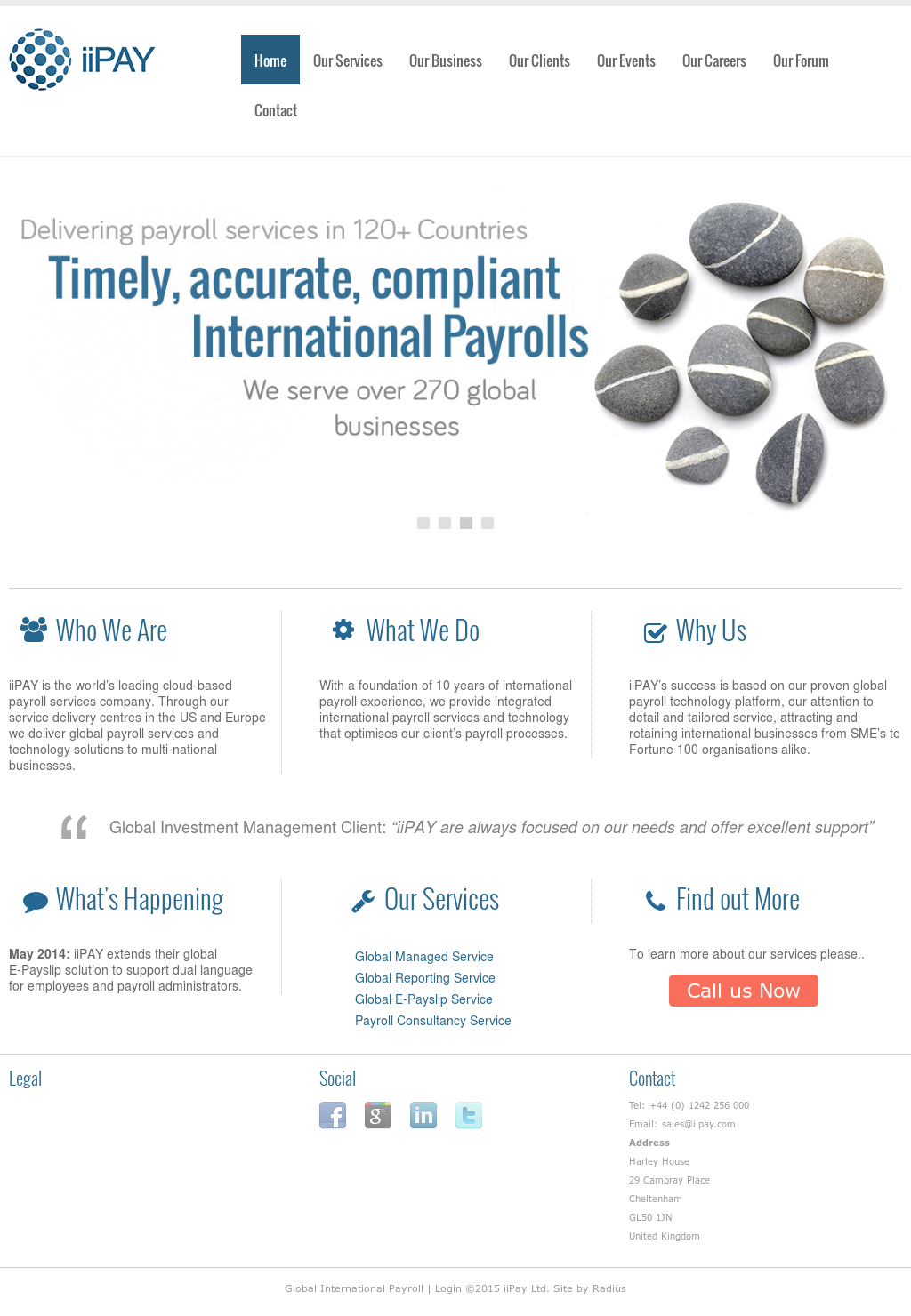 iiPay Competitors, Revenue and Employees - Owler Company Profile