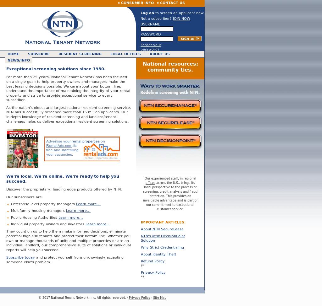ntn screening Ntnonline Competitors, Revenue and Employees - Owler Company Profile