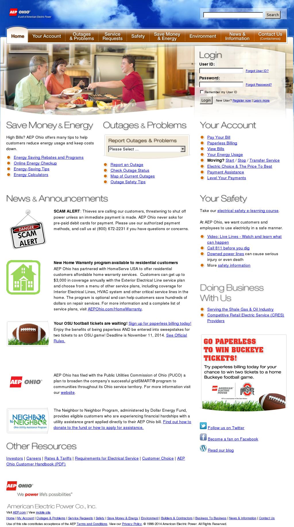 AEP Ohio Competitors, Revenue And Employees   Owler Company Profile