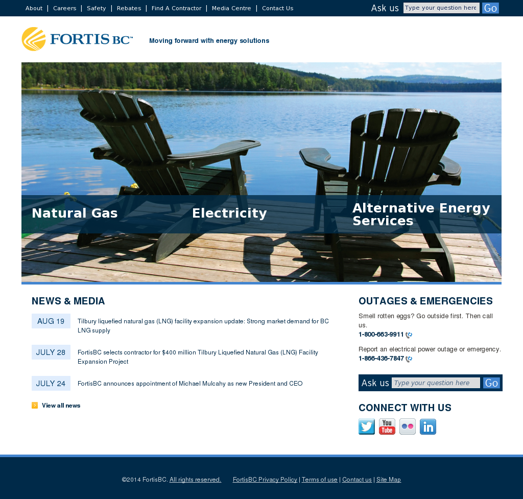 FortisBC Competitors, Revenue and Employees - Owler Company Profile