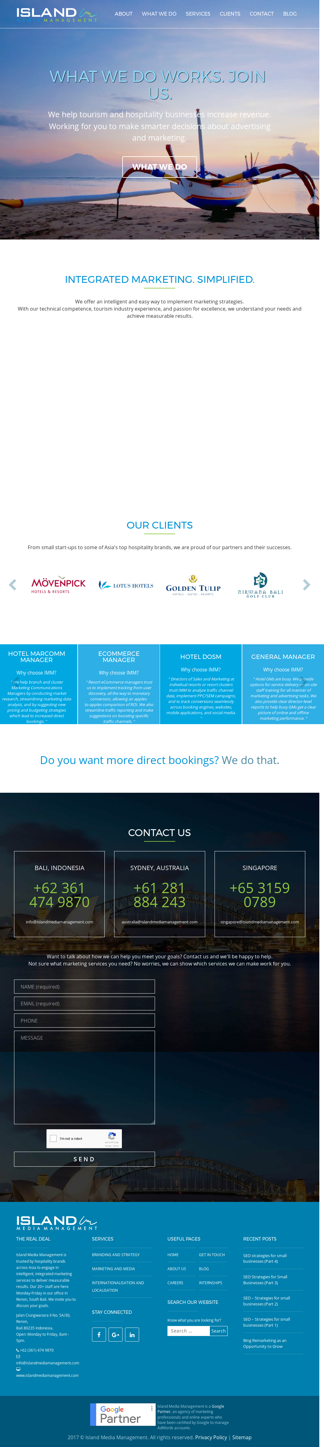 islandmediamanagement competitors revenue and employees owler