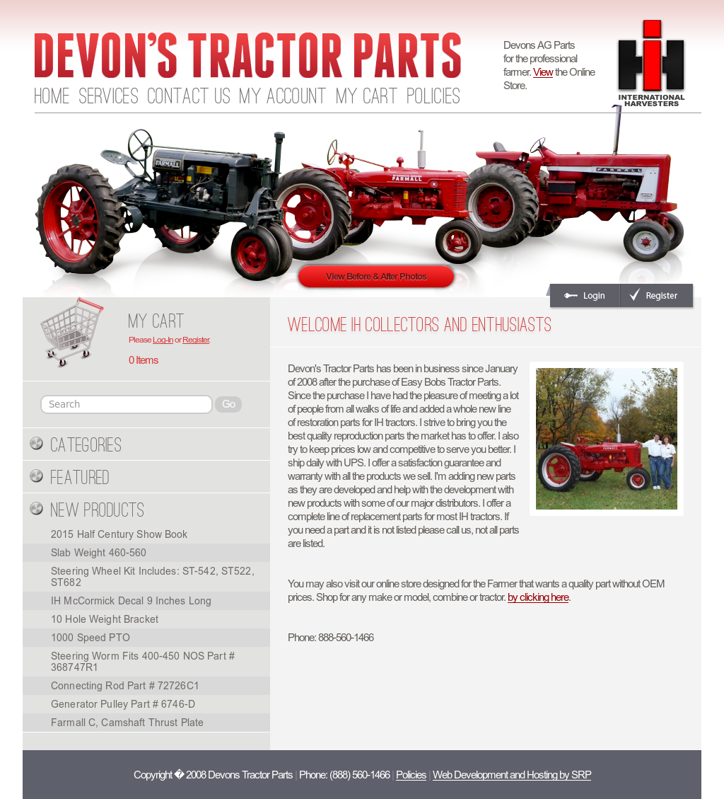 Devons Tractor Parts Competitors Revenue And Employees Owler Farmall Wiring Harness Company Profile