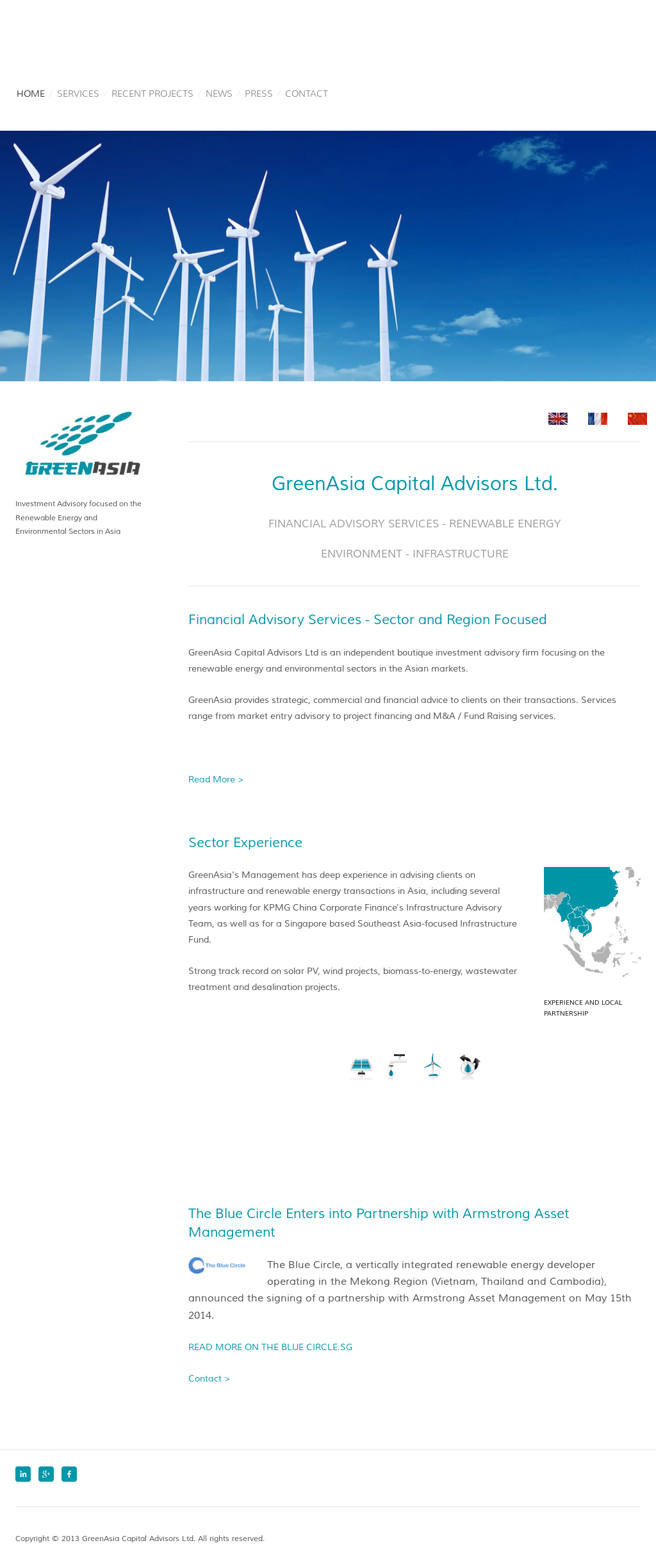 Greenasia Capital Advisors Competitors, Revenue and Employees